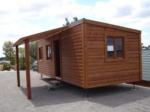 casas barats de madera CCR 28