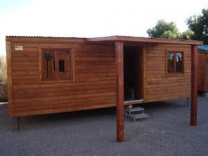 Casas modulares móviles CCR72 Casas Carbonell