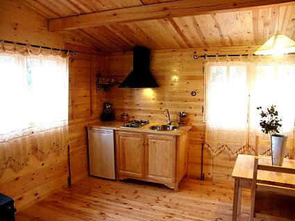 casas madera Madrid en Casas Carbonell