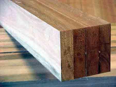 Consumo de energía mínimo para la construcción de casas de madera