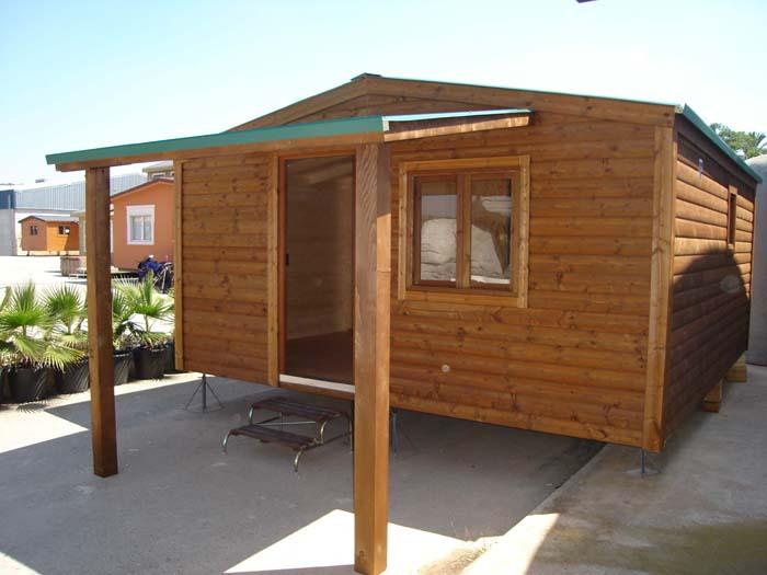 casas de madera economicas
