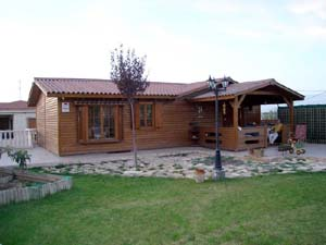 casas modulares de madera Casas Carbonell