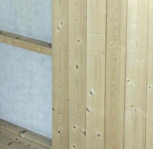 panel casita jardin