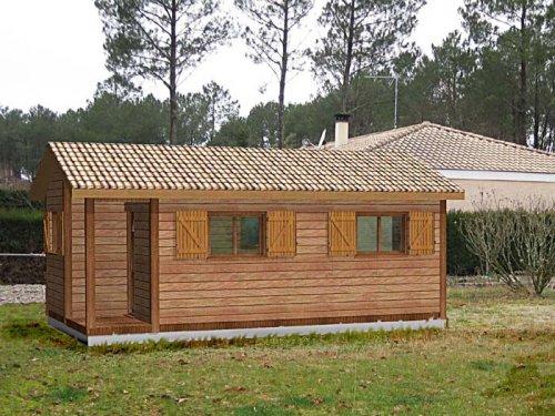 Casas madera Madrid