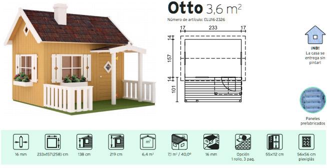 casas madera infantiles